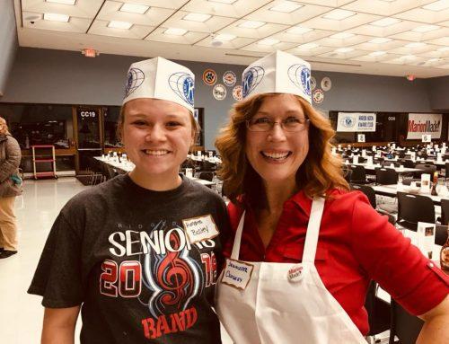 Pancake Day 2018 was a big success
