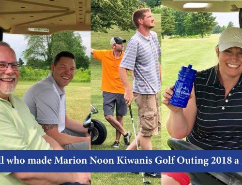 Golf Outing 2018 big success!