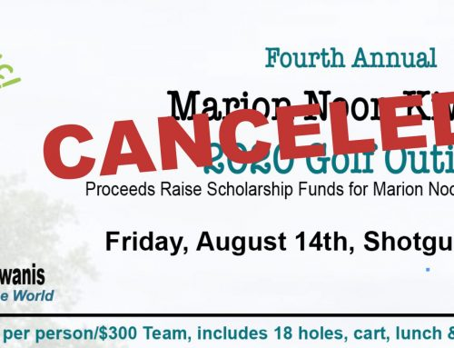 Canceled! 4th Annual Kiwanis Golf Outing