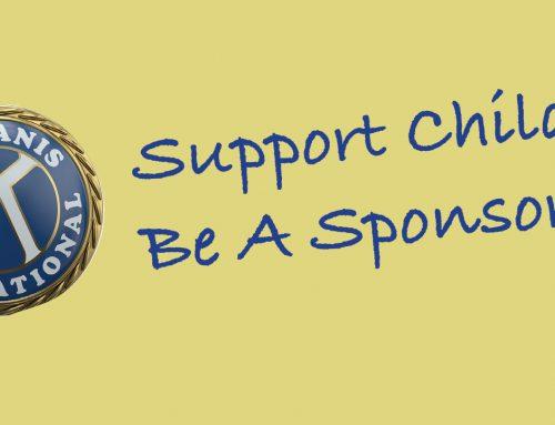 Kiwanis seeks sponsors' assistance