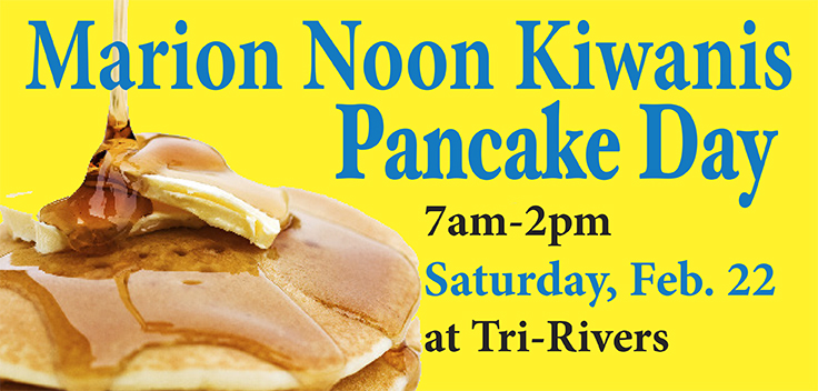 Kiwanis Pancake 2020 Digital Billboard
